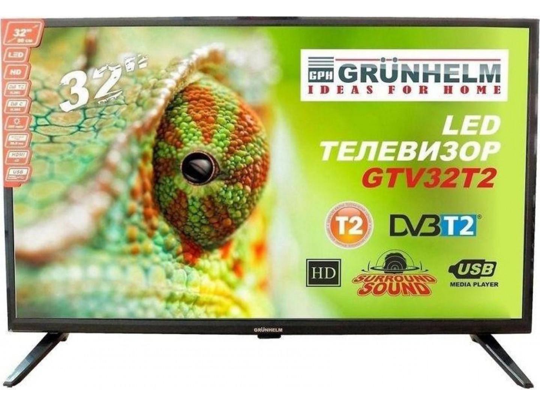 Фото - Телевізор Grunhelm GTV32HD01T2