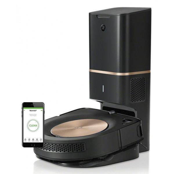 Робот-пилосос iRobot Roomba S9+