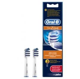 Купити Насадка для зубної щітки електричної Braun ORAL-B Trizone EB30 2шт  (80228238) 05bf873f989e6