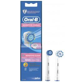Купити Насадка для зубної щітки електричної Braun Oral-B Sens.EBS17-2 ( d711c37fd828b
