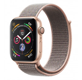 Купити Смарт-годинник Apple Watch Series 4 GPS 40mm Gold Aluminium Case  with Pink Sand e486363a3c659
