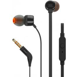 Купити Навушники вкладиші JBL T110 Black (JBLT110BLK) 3d8a811a994b5