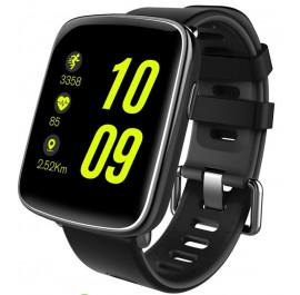 Купити Смарт-годинник Nomi Watch W1 black за низькою ціною в Києві ... 69e9df97f7876