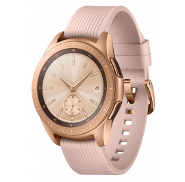 Купити Смарт-годинник Samsung Galaxy Watch 42мм Gold (SM-R810NZDASEK) e237db059755e