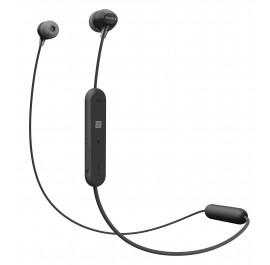 Купити Навушники вкладиші бездротові Sony WI-C300 Black (WIC300B.E) efb2a2dd698f0