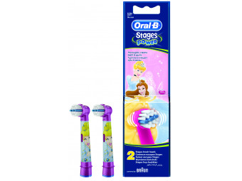 Насадка для зубної щітки електричної Braun ORAL B Насадка д эл з щ Детской  EB10 801f813f58193