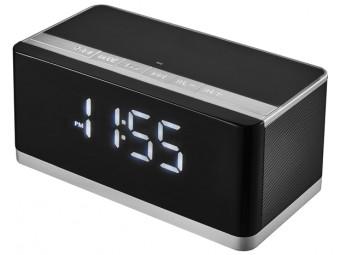 Купити Радіогодинник Ergo YH-12 Black за низькою ціною в Києві ... 3b03b8b6ba67d