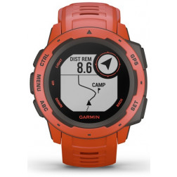 ... Смарт-годинник Garmin Instinct Flame Red with Red band (010-02064. 1 6d4cdacafdccc