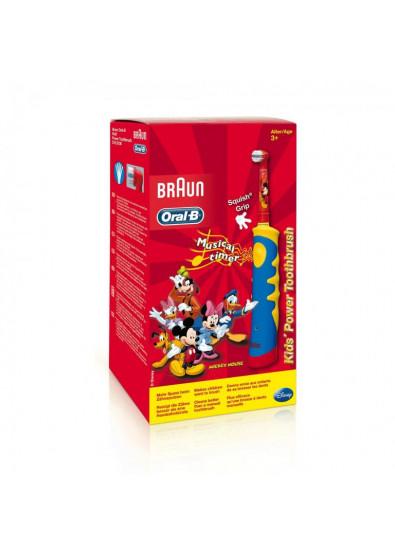 Купити Зубна щітка електрична Braun ORAL B Детская D10.513 за ... e2e64e0434285