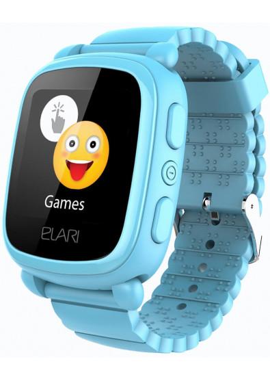 Купити Смарт-годинник Elari Kidphone 2 Blue за низькою ціною в Києві ... 98e16b8a7fdd3