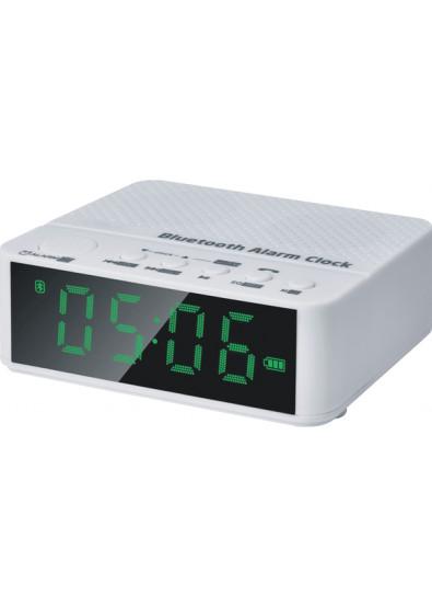 Купити Радіогодинник Ergo YH-07 White за низькою ціною в Києві ... 1c5b9426b99a9