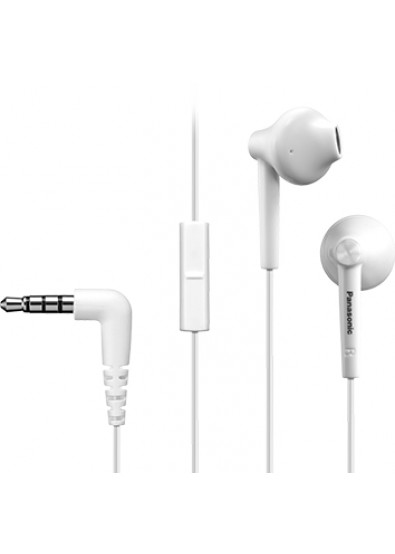 Купити Навушники вкладиші Panasonic RP-TCM55GC-W за низькою ціною в ... caa5c979fe6e3