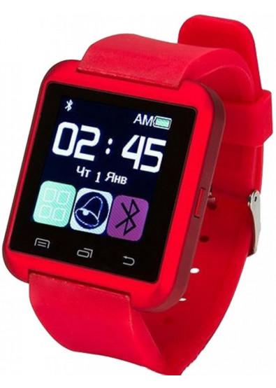 Купити Смарт-годинник ATRIX Smart watch E08.0 (red) за низькою ціною ... 726d46efa3136