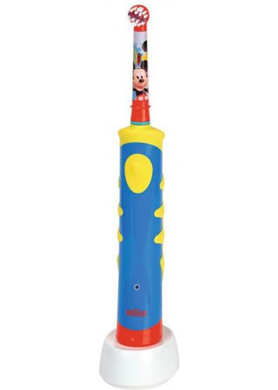 Купити Зубна щітка електрична Braun ORAL B Детская D10.513 за ... fb713ad6ee8ab