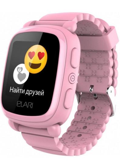Купити Смарт-годинник Elari Kidphone 2 Pink за низькою ціною в Києві ... 886ce361432d2