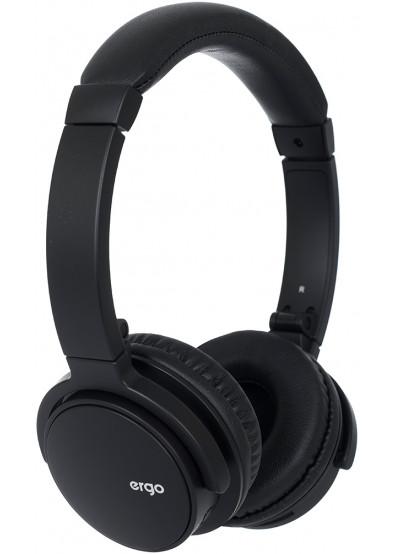 Купити Навушники накладні бездротові Ergo BT-490 Black за низькою ... a299530d9aab0