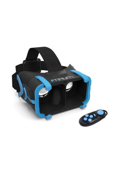 ... Фото - Окуляри віртуальної реальності FIBRUM Combo Pack (FBRCPBL) ... 0043533074783