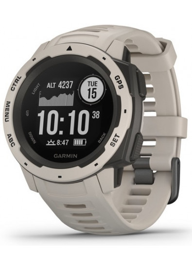 ... Фото - Смарт-годинник Garmin Instinct Tundra with Grey band (010-02064- aa15a38784d31