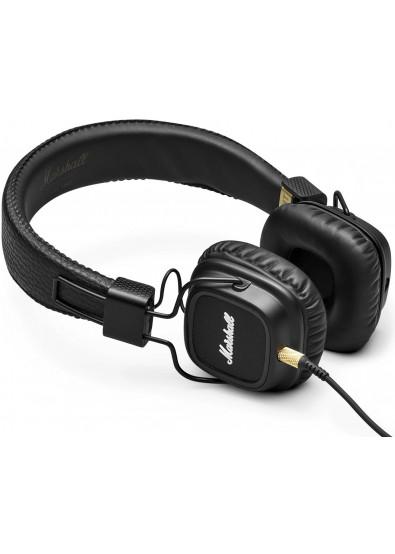 Купити Навушники накладні Marshall Major II Black 4090985 за низькою ... f520eb11b93df