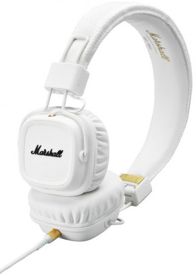 Купити Навушники накладні Marshall Major II White 4091113 за низькою ... d277dc9afb737