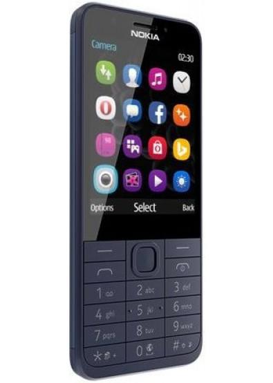 d334db66a35bb Купити Мобільний телефон Nokia 230 Dual Sim Blue за низькою ціною в ...