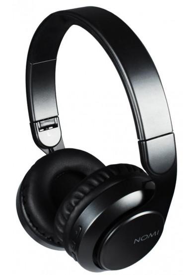 Купити Навушники накладні бездротові Nomi NBH-450 Black за низькою ... efa4e17c13c07