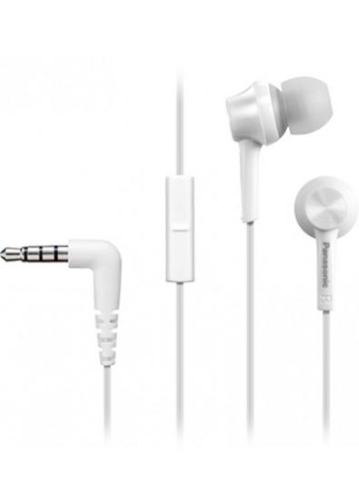 Купити Навушники вкладиші Panasonic RP-TCM115GC-W за низькою ціною в ... bb08e61c42f7e