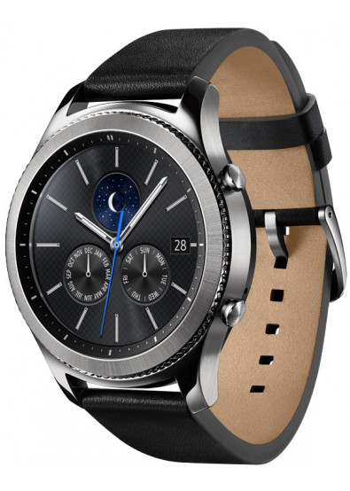 ... Фото - Смарт-годинник Samsung Gear S3 Classic Silver (SM-R770NZSASEK)  ... d8a0778930ef5