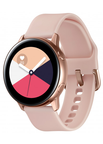 ... Фото - Смарт-годинник Samsung Galaxy Watch Active Rose Gold  (SM-R500NZDASEK) ... fb7e6dffde3af