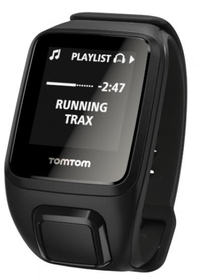 Фото - Смарт-годинник TomTom Runner 2 Cardio Scuba Black Anthracite (L) ... 3ab3c2e2a6642