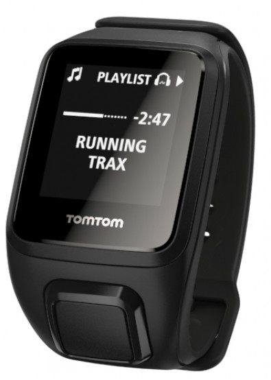 Фото - Смарт-годинник TomTom Runner 2 GPS Watch Black Anthracite (S) ... 70bee38baf400