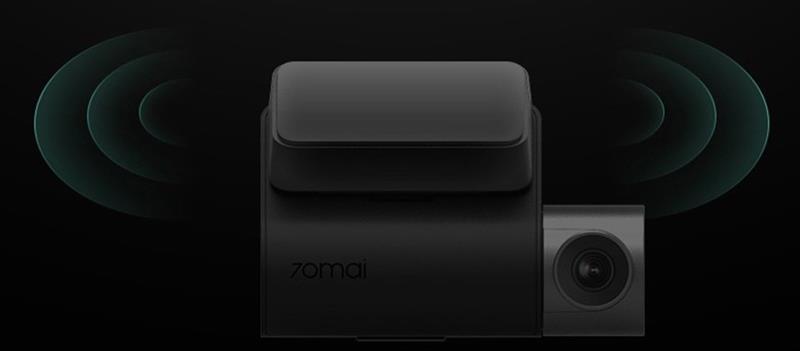 GPS модуль Xiaomi 70mai Smart Dash Cam Pro Global (D03 Global) купить по низкой цене в Киеве, Харькове, Днепр, Одессе, Львове, Украине | интернет магазин Comfy (Комфи)