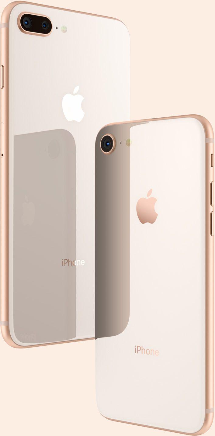 IPhone 8 Plus 64Gb Gold б/у A-