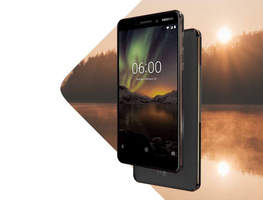 db240631e1b3f Произведя улучшения, коснувшиеся в первую очередь производительности,  компания Nokia представляет вам обновленную 6-модель. Все тот же узнаваемый  стиль, ...