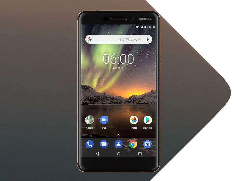 83ac728fd69e2 Основанная на мощном чипсете Qualcomm Snapdragon 630 и дополненная 3-я  гигабайтами оперативной памяти, новая модель Nokia 6 в состоянии показать на  60% ...