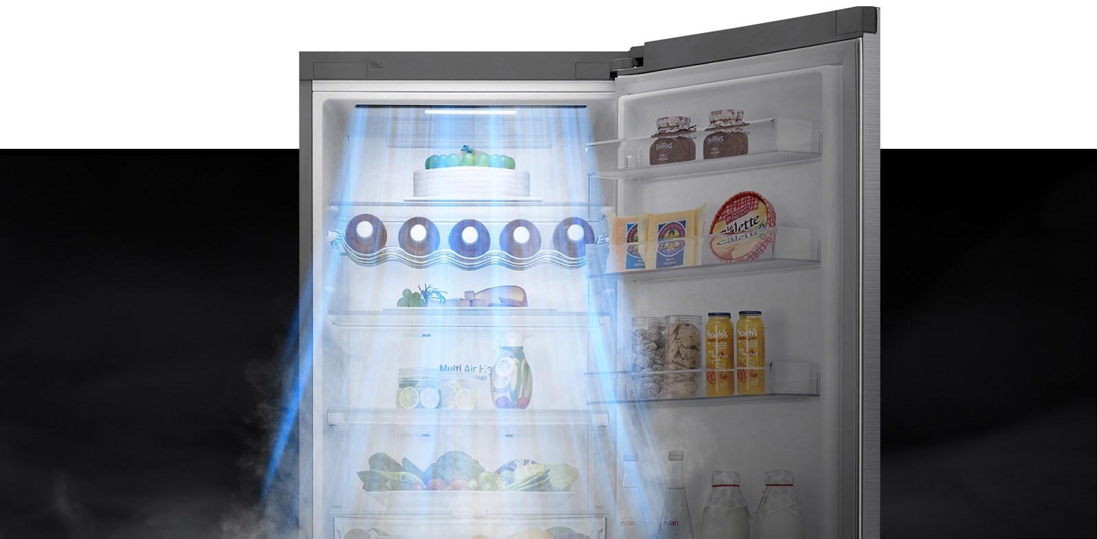 Фото Холодильник LG GA-B509CEZM - 1