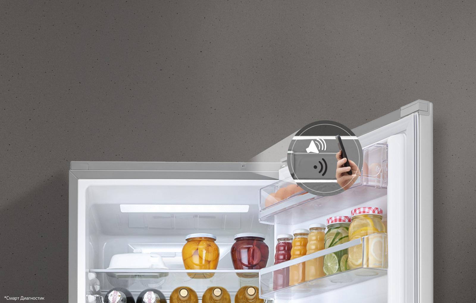 Фото Холодильник LG GA-B509CLZM - 2