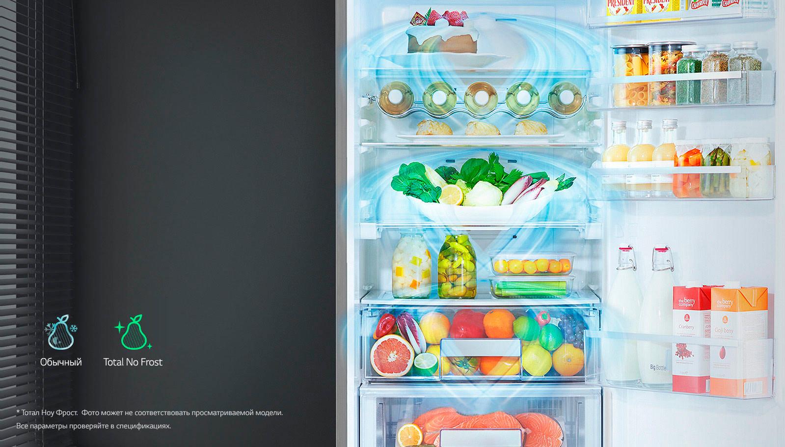 Фото Холодильник LG GA-B509CLZM - 4