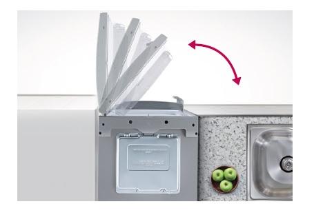 Фото Холодильник LG GA-B509CLZM - 3