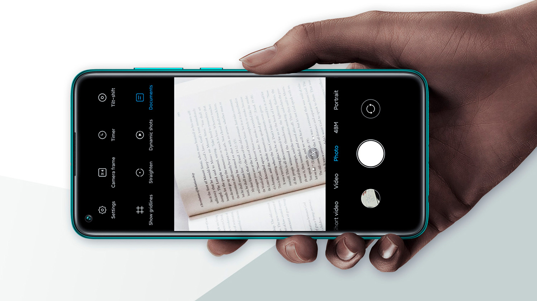 Смартфон Xiaomi Redmi Note 9 4/128GB Forest Green — Фото 4