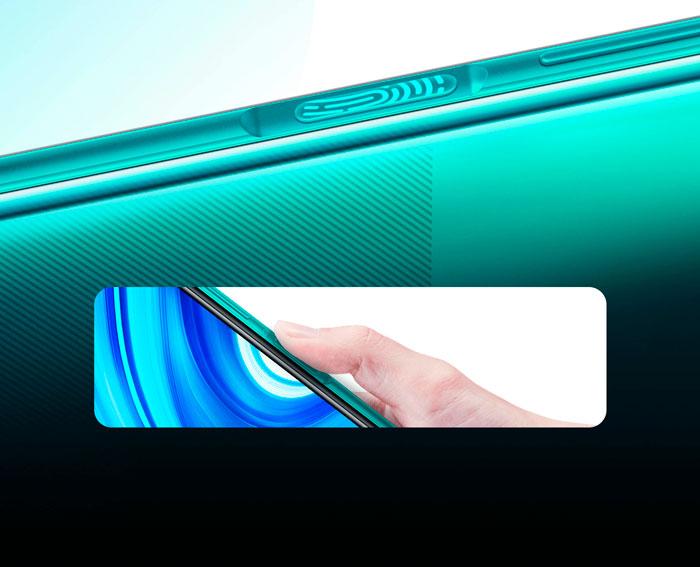Смартфон Xiaomi Redmi Note 9 Pro 6/64GB Tropical Green — Фото 5