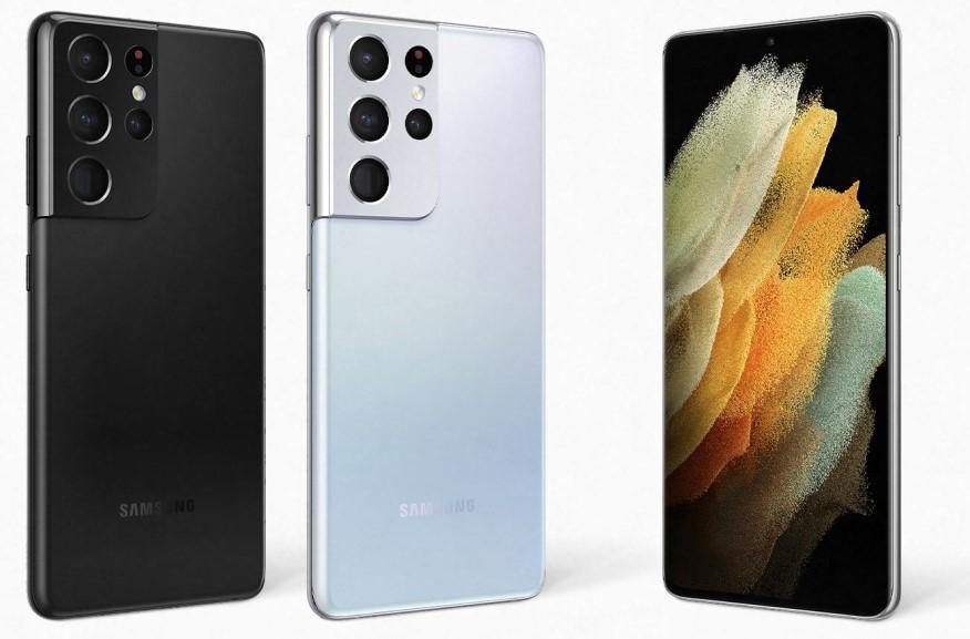 Смартфон Samsung Galaxy S21 Ultra - Фото 3