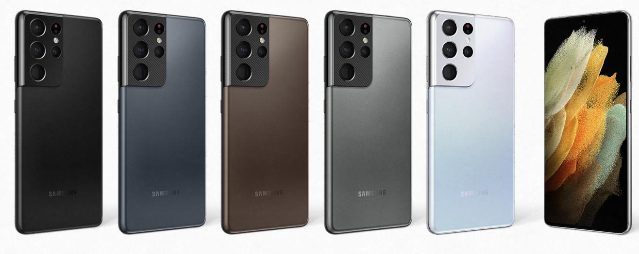 Смартфон Samsung Galaxy S21 Ultra - Фото 6