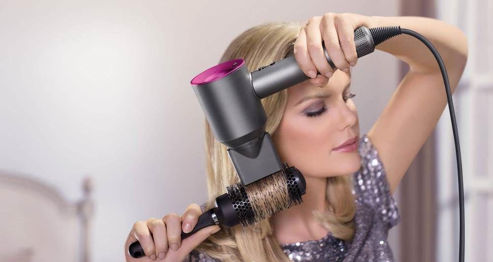 Укладка волос феном дайсон dyson dc62 скидки