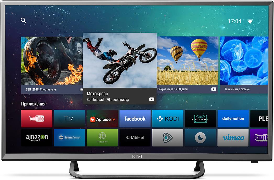 Тисячі інтерфейсів в одному ТВ. Налаштовуй так, як зручно тобі.